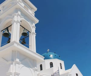 blue, church, and europe image