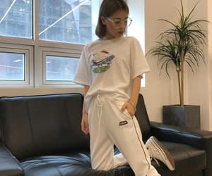 aesthetic, converse, and korean image