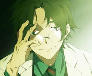 anime, eddie, and anime boy image