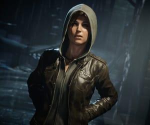 game, tomb raider, and 2018 image