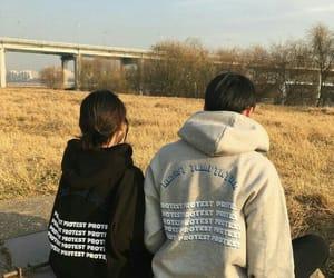 couple, asian, and fashion image