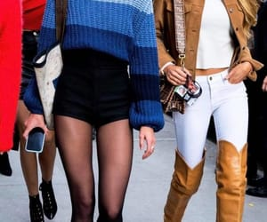 fashion, taylor hill, and romee strijd image