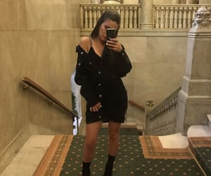 fashion, mirror selfies, and singers image