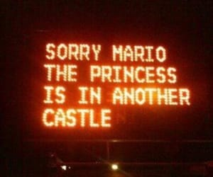 mario, princess, and castle image