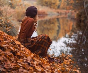 anne shirley, nature, and girl image