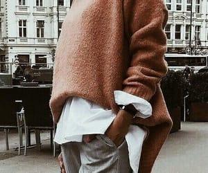autumn, style, and fashion image