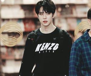 k-pop, kim dong han, and 김동한 image