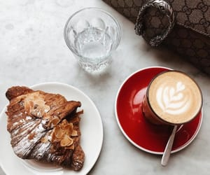 caffeine, cake, and coffee image