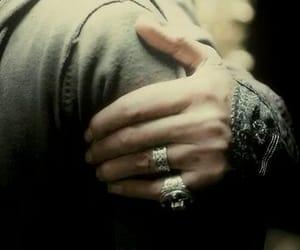 albus dumbledore, magic, and hand image