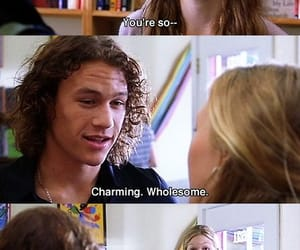 10 things i hate about you and heath ledger image