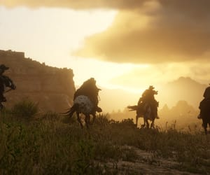 beautiful, red dead redemption 2, and fanart image