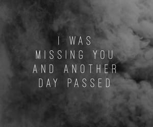 black, missing, and missing you image