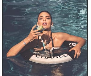 kendall jenner, chanel, and model image