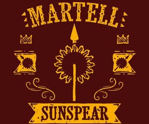 game of thrones and martell image
