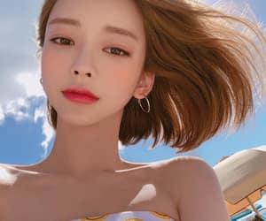 asian beauty, korean beauty, and taeri taeri image