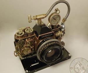 camera and steampunk image