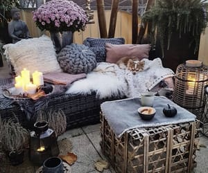 cozy, decoration, and home image