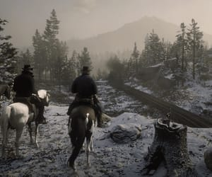 animals, game, and rdr image
