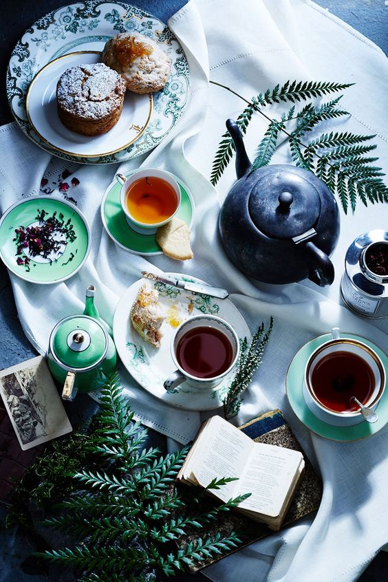 tea, article, and tea time image