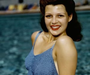 1950s, bathing suit, and old fashioned image