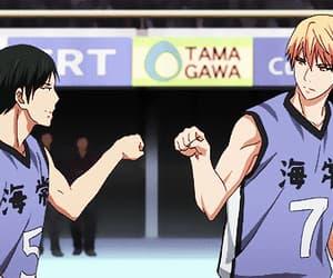 anime, gif, and kise ryota image