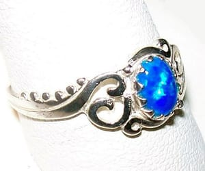 etsy, vintage ring, and vintage jewelry image
