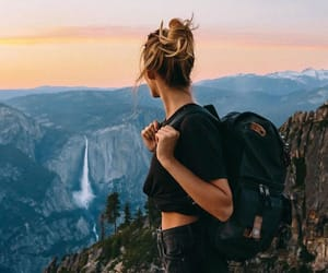 girl, photography, and view image