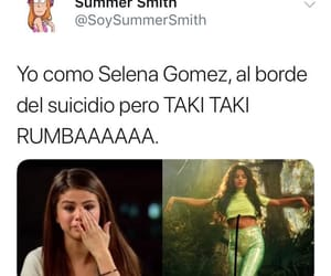meme, selena gomez, and rumba image
