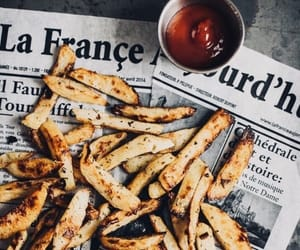 French Fries and potato image
