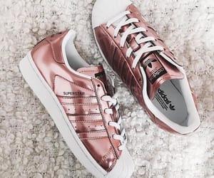 adidas, fashion, and metallic image