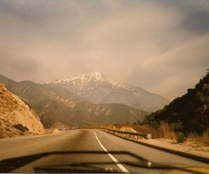 mountains, analog film, and nature image