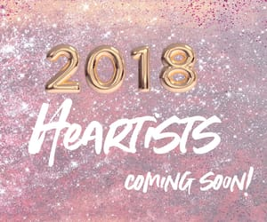 we heart it, heartist, and announcement image