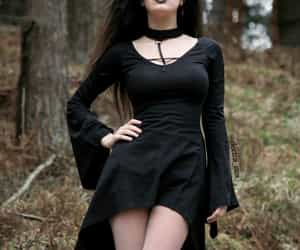 gothic hottie image