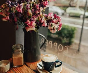 australia, cafe, and coffee image