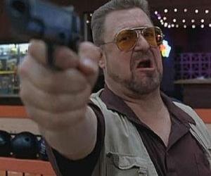 John Goodman, the big lebowski, and barton fink image