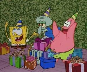 spongebob, patrick, and squidward image