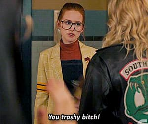 gif, riverdale, and alice smith image
