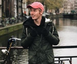 sam golbach, boy, and youtuber image