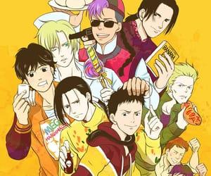 anime, fanart, and banana fish image