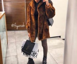 fashion style, ysl yves saint laurent, and stylish classy girl image