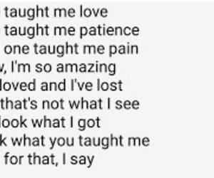 Lyrics, ariana grande, and thank you next image