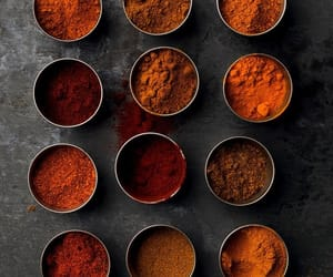 orange and spices image