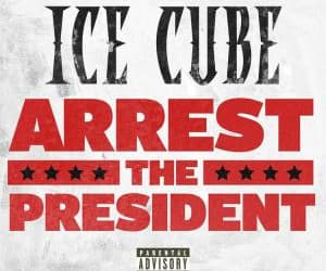 arrest, ice cube, and presidency image