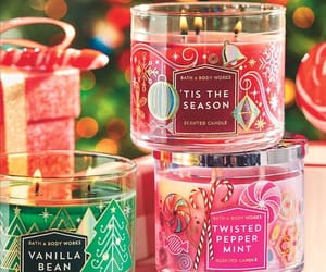 aesthetics, candles, and christmas image