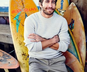 actor, beauty, and jake gyllenhaal image