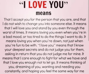 couple, I Love You, and meaning image