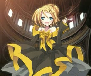 princess, vocaloid, and evilflower image