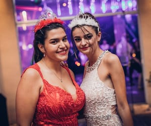 bff, Prom, and friends image