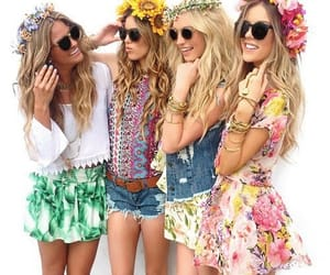 bff, girls, and best friends image