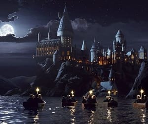 cedric diggory, hogwarts, and library image